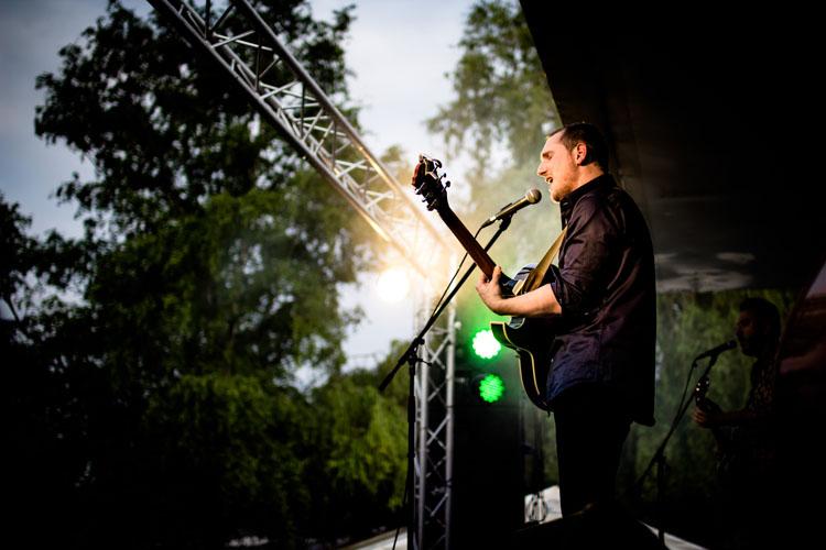 Julien m'a dit Live - (Photo: Cédric Vosgien)